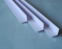 Wallpaper corners from PVC 20x20