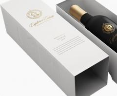High-quality rigid packing for wine