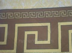 Les tissus en toile de coton la (cotonnette)