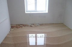 Decorative floor bulk