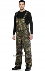 Camouflage overalls Article 3