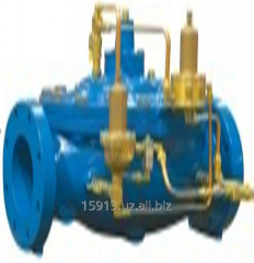 Reducing valve of pressure