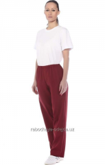 Trousers medical Article 9