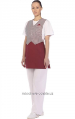 Apron for beauty shop the article 1