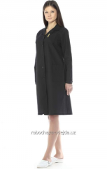 Dressing gown for employees of beauty shops the