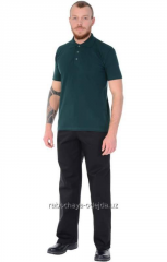 Tennis shirt for employees of beauty shops the