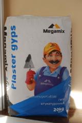Plaster shtukaturochny Plaster Gyps