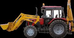 BELARUS EP-491 excavator loader