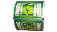 Packing polypropylene for tea
