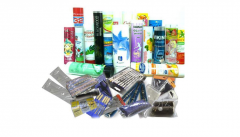 Packing polypropylene for cosmetic production