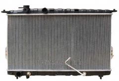 Радиатор  в сборе АТ, 95460094