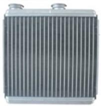 Heater radiator, 95193258, Spark
