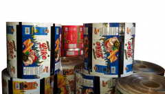 Пленка полипропиленовая упаковочная для любой продукции