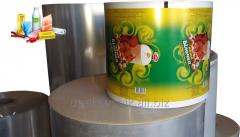 Упаковка ламинированная полипропиленовая