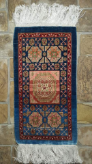 Carpet art. - 22A the size is 67х36 100% silk