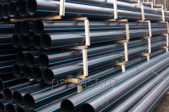 Polyethylene pipes diameter 63