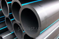 Polyethylene pipes diameter 75