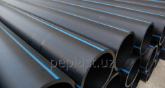 Polyethylene pipes diameter 125