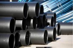 Polyethylene pipes diameter 140