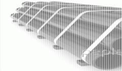 Polyethylene pipes diameter 250