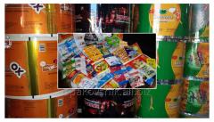 Packing polypropylene for food in Tashken