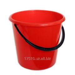 Buckets plastic 5l/10l/15l