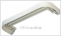 Eaves plastic 2/3 band on 6 m 20sht/10 piece in a