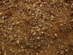 Sand-gravel mix PGS state standard specification