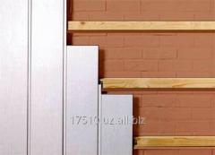Отделка стен декоративным оргалитом в Пучеже,Вешкайме,Обливской