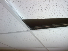 Plate plaster for Armstrong ceilings