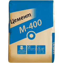 M-400 cement in bags