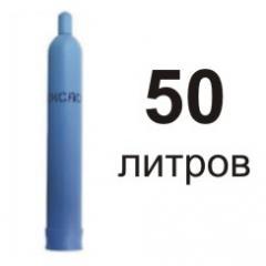 Cylinder of oxygen 50 l