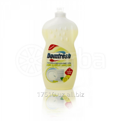Antibacterial gel for washing of ware of Domfresh