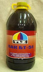 BT varnish Kuzbasslak