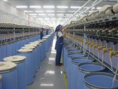 In our enterprise 100% a cotton cord, pneumorotor