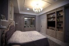 Деревянная спальня от Accord Mebel