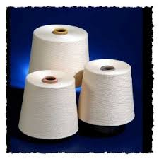 We are producing of 100% of cotton carded rotor