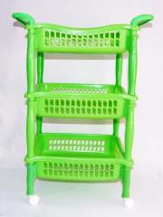Rack for vegetables small (3-level)