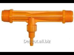 Fertilizer Venturi Injector/batcher