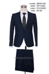 Suit man's Beryum KP 11506 D 011525