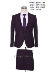 Suit man's Beryum KP 11506 D 615835