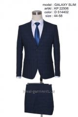 Suit man's Galaxy Slim KP 22506