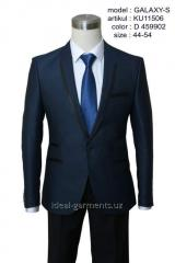 Suit man's Galaxy-S KU11506