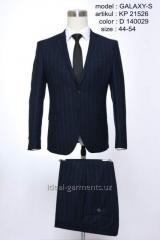 Suit man's Galaxy-S KP 21526 D140029