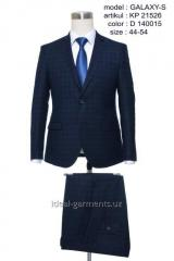 Suit man's Galaxy-S KP 21526 D 140015