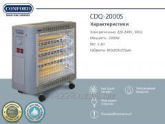 CDQ heaters - 2000S