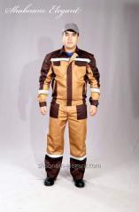 Костюм с брюками Арт.008