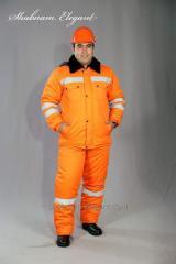 Куртка с полукомбинезоном Арт.019