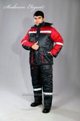 Куртка с полукомбинезоном Арт.021