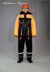Куртка с полукомбинезоном Арт.024